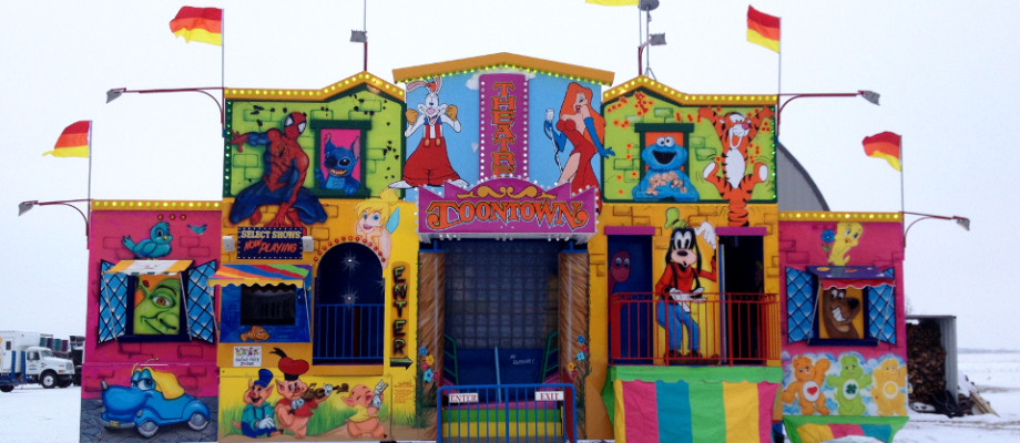 Toontown Funhouse
